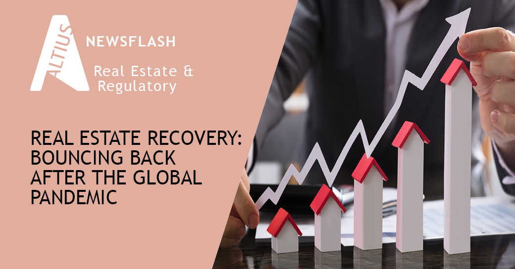 NEWFLASH Real estate