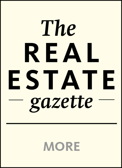 real estate gazette button en