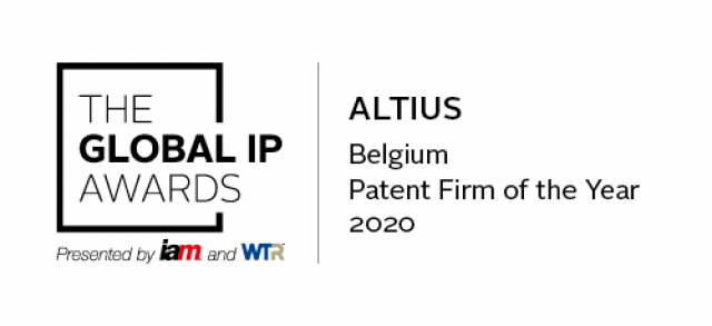 Patent firm of the Year 2020!