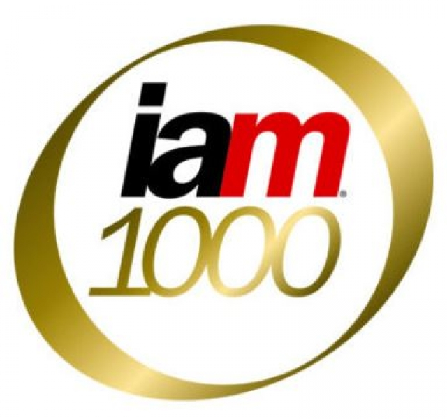 IAM Patent 1000 2019: ALTIUS ranked as Gold firm