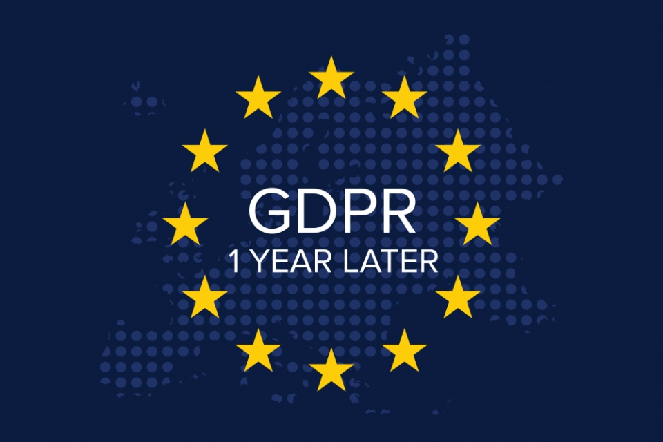 GDPR's first birthday in six lessons