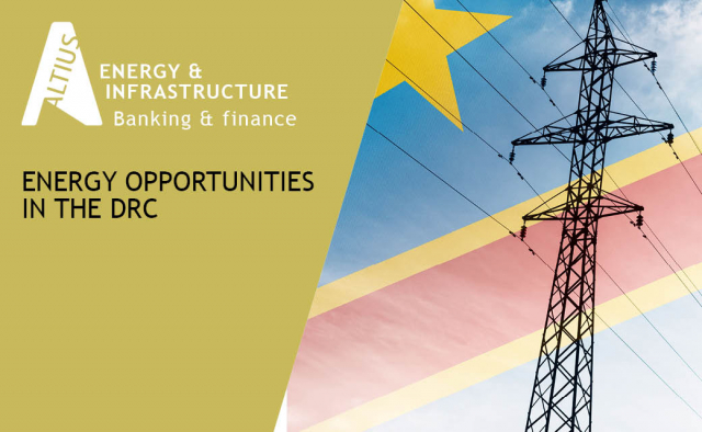 Energy opportunities in the DRC