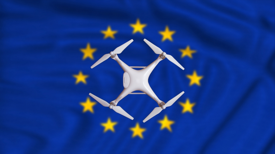 European skies are ready for drones. Are you?
